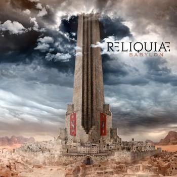 """Das Cover unseres neuesten Albums """"BABYLON"""""""