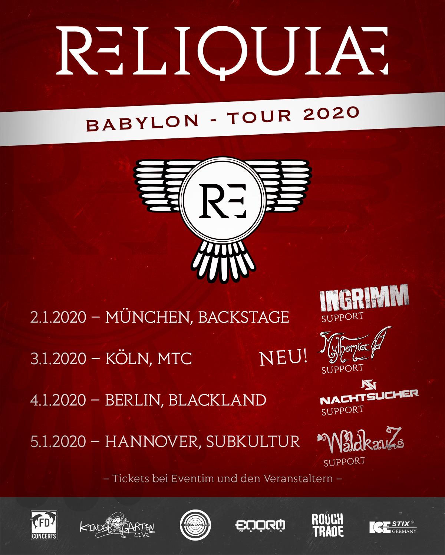 BABYLON-Tour | Köln